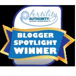FertilityAuthority Blogger Spotlight Winner