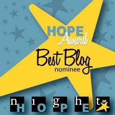 Hope Award Nominee